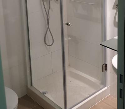 mampara ducha cristaleria madrid